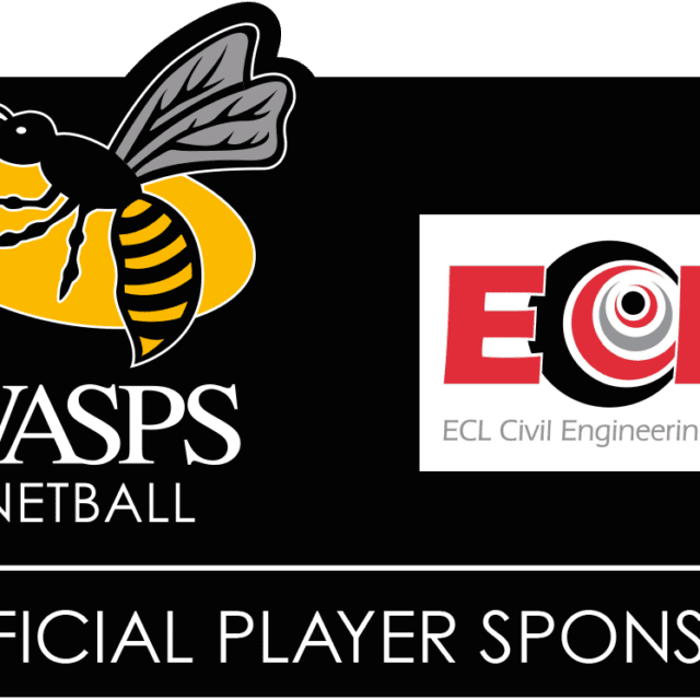 ECL Civil Engineering Company Sponsorship of Wasps Netball Team