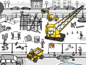 ECL how to prevent deaths and accidents in construction
